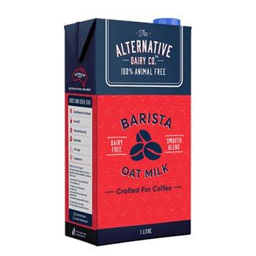 The Alternative Dairy Co Oat Milk 1ltr x 12