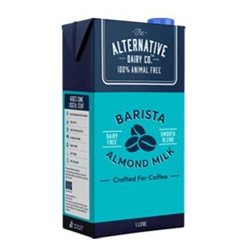 The Alternative Dairy Co Almond Milk 1ltr x 12