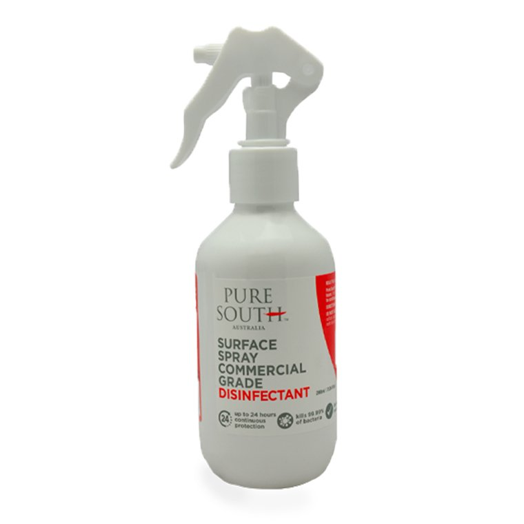 Pure South Surface Disinfectant Spray Commercial Grade 200ml