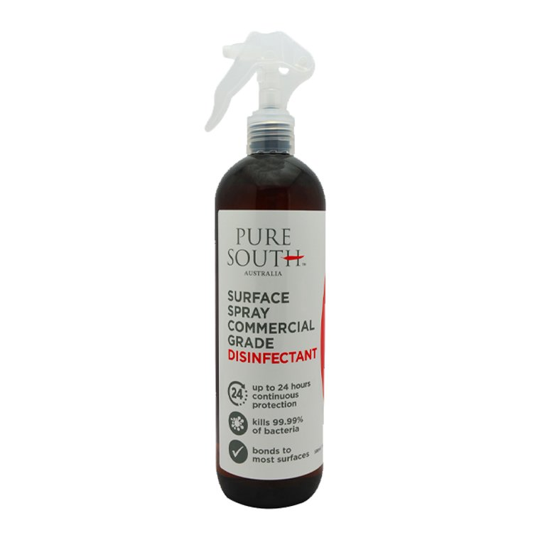 Pure South Surface Disinfectant Spray Commercial Grade 500ml