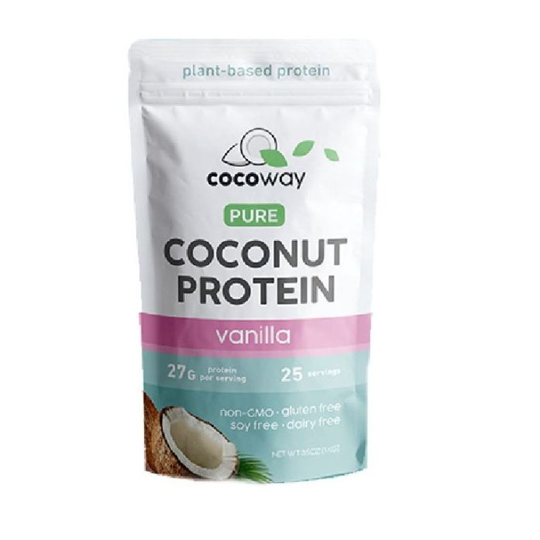 Cocoway Vanilla Coconut Protein Powder 1kg