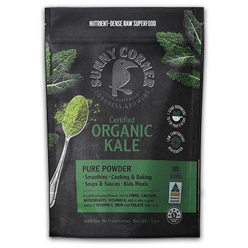 Sunny Corner Farm Kale Powder 150g