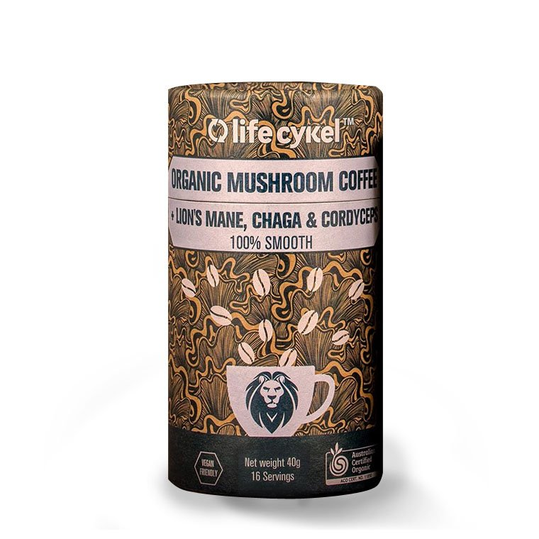 Life Cykel Mushroom Coffee 40g
