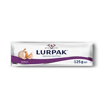 Lurpak Butter with Crushed Garlic 12 x 125g
