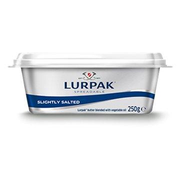 Lurpak Butter Salted Spreadable 12 x 250g