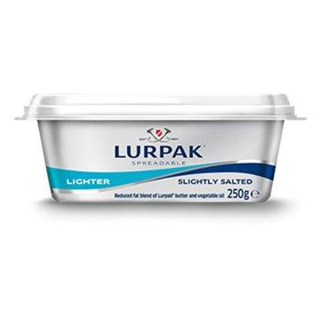 Lurpak Butter Light Spreadable 12 x 250g