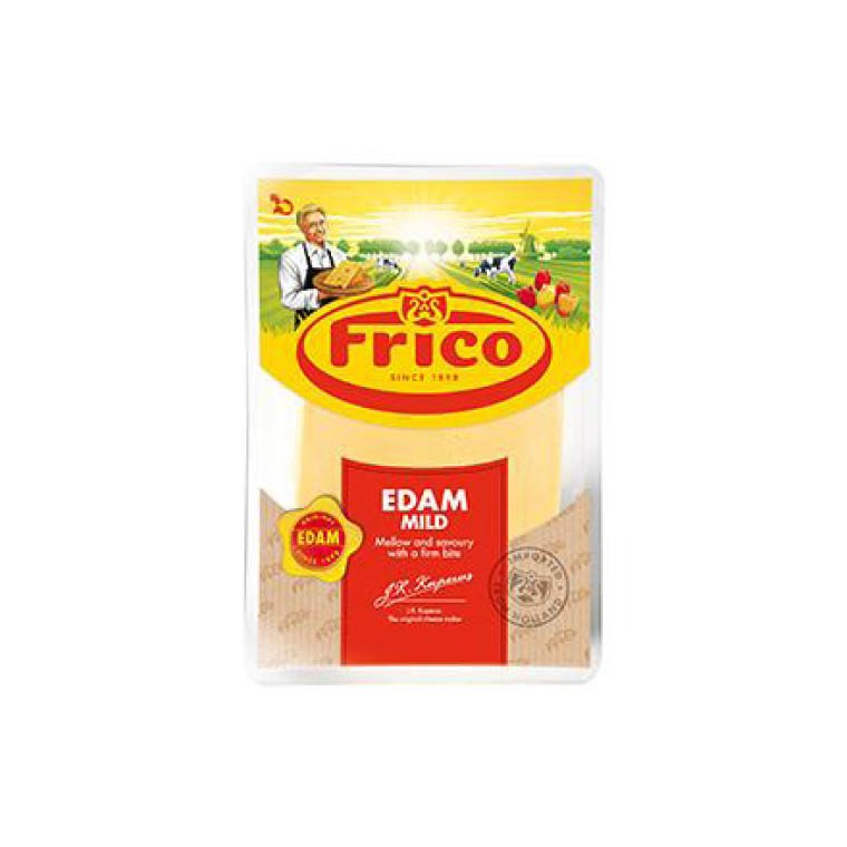 Frico Edam Sliced Cheese 12 x 150g