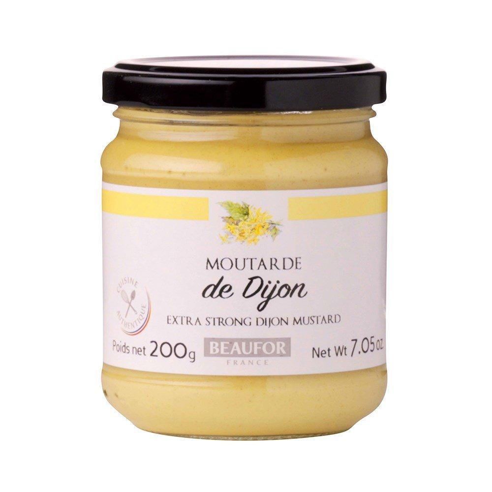 Beaufor French Dijon Mustard 200g