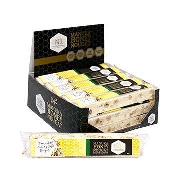 Nougat Limar Nougat Manuka Honey Hazelnut Bars 90g x 15