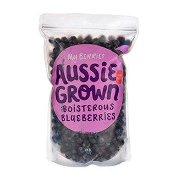 My Berries Blueberries 1kg x 6