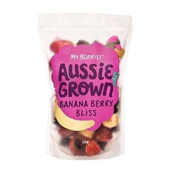 My Berries Banana Berry Bliss 1kg x 6
