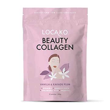 Locako Beauty Collagen Vanilla and Kakudo Plum 300g