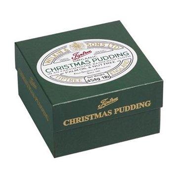 Tiptree Organic Christmas Pudding 454g