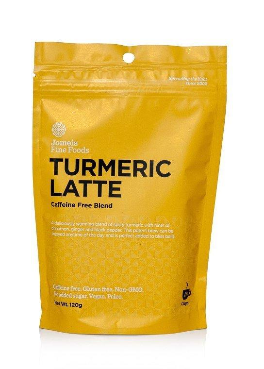 Jomeis Turmeric Latte 120g x  6 Display Box