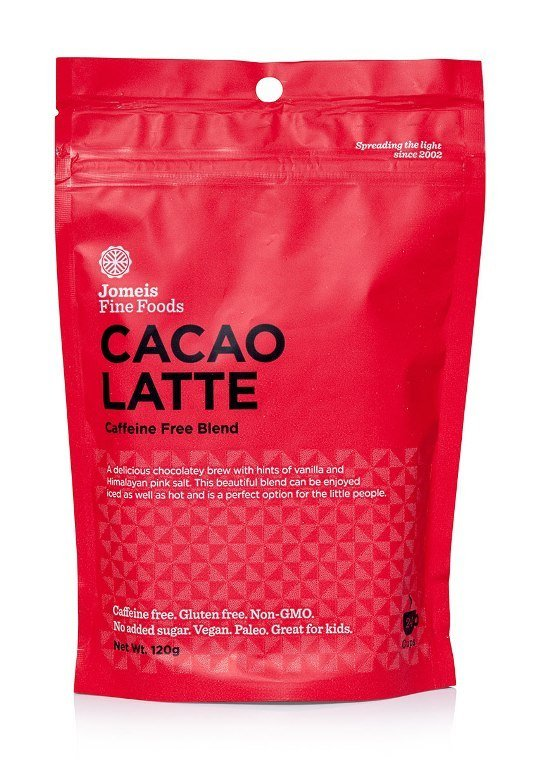 Jomeis Cacao Latte 120g x 6 Display Box