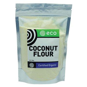 Eco Foods Organic Coconut Flour 500g