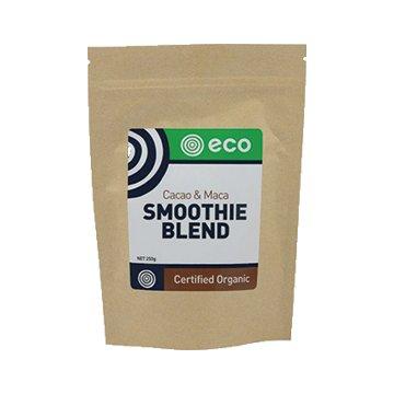 Eco Foods Organic Cacao/Maca Smoothie Blend 250g