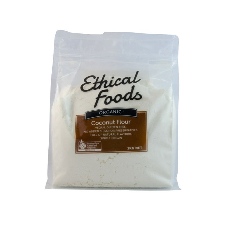 Ethical Foods Organic Coconut Flour 1kg