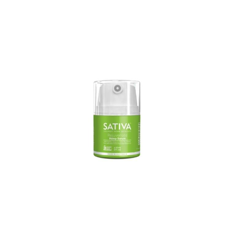 Sativa Organic Hemp Serum REJUVENATE 30ml