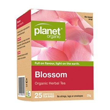 Planet Organic Blossom Tea 25t-bags
