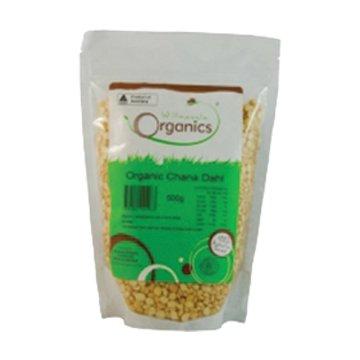 Willowvale Organic Chana Dahl 500g