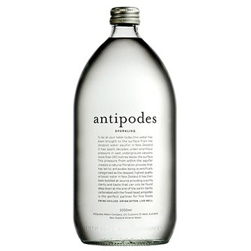 Antipodes SPARKLING Water 1000ml x 6