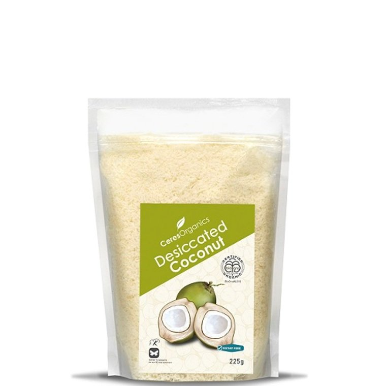 Ceres Organic Coconut Desiccated 225g