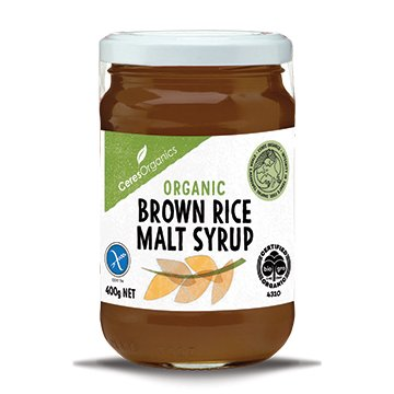 Ceres Organic Brown Rice Malt Syrup 400g