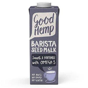 Ceres Good Hemp Barista Seed Milk 1ltr x 6