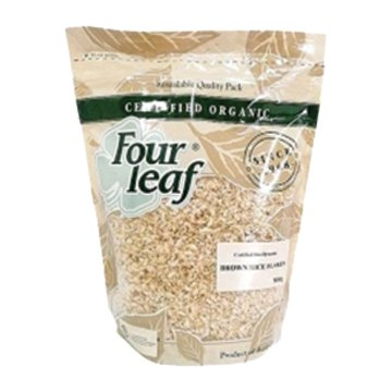 Four Leaf Milling Organic Brown Rice Flakes 800g