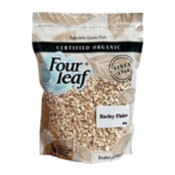 Four Leaf Milling Organic Barley Flakes 800g