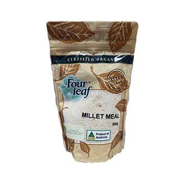 Four Leaf Milling Organic Millet Meal 300g