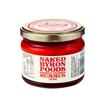 Naked Byron - Feel Good Foods