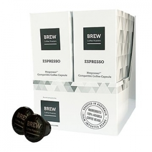 Brew Coffee Roasters 5.2g capsules x 10