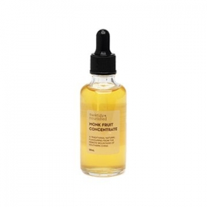 Thankfully Nourished Monk Fruit Concentrate 50ml glass with dropper