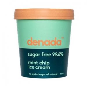 Denada Sugar Free Ice Cream Mint Chip 475ml x 6