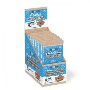 Vitawerx Protein Milk Chocolate Bar FRUIT + NUT 12 x 100g