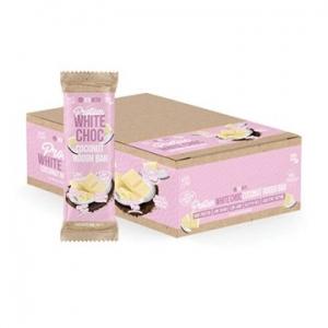 Vitawerx Protein White Chocolate Bar COCONUT ROUGH 12 x 35g