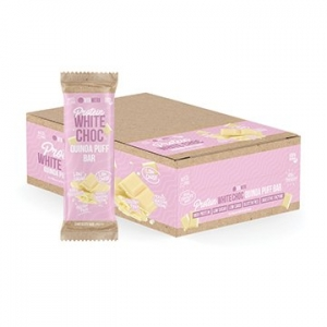 Vitawerx Protein White Chocolate Bar QUINOA PUFF 12 x 35g