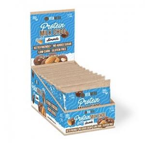 Vitawerx Protein Choc Coated Almonds 10 x 60g