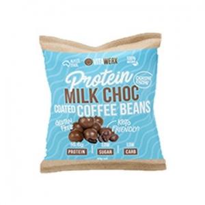 Vitawerx Protein Choc Coated Coffee Beans 10 x 60g