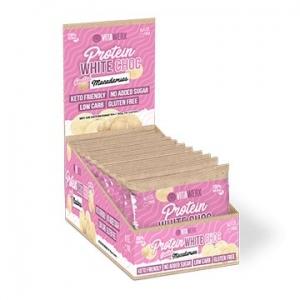 Vitawerx Protein White Choc Coated Macadamia's 10 x 60g