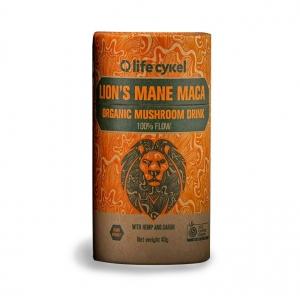 Life Cykel Lion's Mane Organic Mushroom Drink 40g