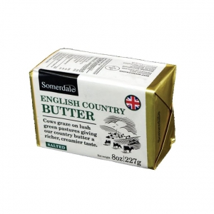 Somerdale English Country Butter Salted 227g x 20