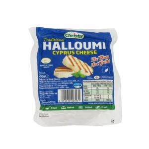 Christis Halloumi Cheese 11 x 200g