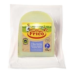 Frico Chevrette Goats Cheese Mild Wedge 240g x 8