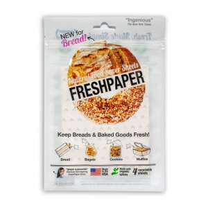 FreshPaper for Bread 4-Sheet Pack