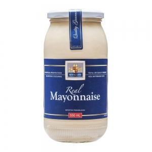 Royal Line Real Mayonnaise 550ml