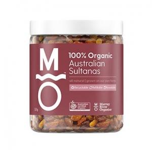 Murray River Organics Organic Australian Sultanas 325g
