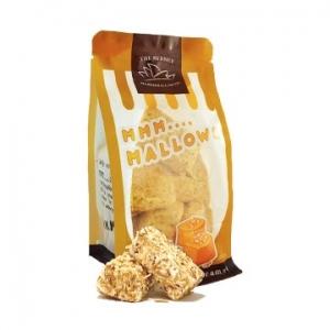 The Sydney Marshmallow Co Toasted Coconut Marshmallows Salted Caramel  200g x 10